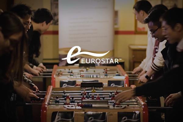 欧洲之星创意体验