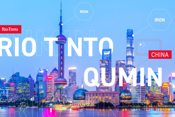 Rio Tinto x Qumin